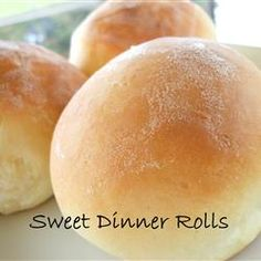 Sweet Dinner Rolls Allrecipes.com