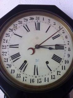 63f0bf37f389 Reloj De Pared Clasico Seth Thomas en Mercado Libre México