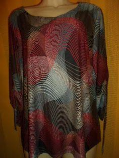 Brecho Online - Belas Roupas: Blusa Modas Vocco
