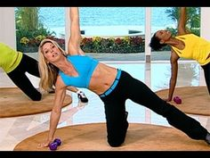 Burn Fat Fast: Strength Workout with Denise Austin is designed to sculpt muscle and boost metabolism to shed those unwanted pounds.  This 20 minute strength training exercise uses hand weights to shape the arms, chest, and shoulders. Try this at home and leave a comment to let us know how you did! Click Here for more workouts from Denise Austin:...