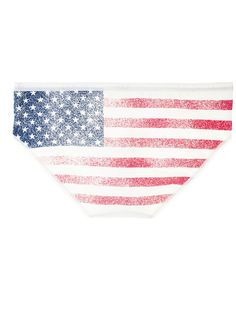Yep, this star-spangled hiphugger's the cheekiest way to show some American spirit. | Victoria's Secret Hiphugger Panty