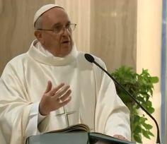 El Papa Francisco explicó en su homilía de hoy que el cristiano que se para es un cristiano enfermo, sin identidad. Por el contrario, los cr...
