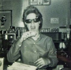 Chere Brown John's Cafe Yerington, NV 1964