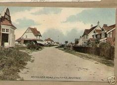 Reculver road east end