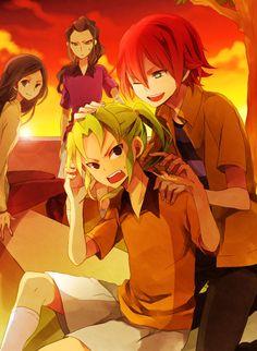 Inazuma Eleven Strikers, Manga Cute, Inazuma Eleven Go, Epic Art, Best Series, Boy Art, Character Illustration, The Fosters, Chibi