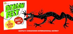 Dragon Fest in Seattle's international district in July. cidbia.org
