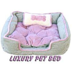 Luxury Designer Dog Bed For Your Pet