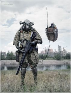 Infantry Drone