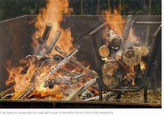 Argentinian firebox from Francis Mallman - Seven Fires