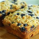 blueberry zucchini bread... those ratings (all 1,053 of them) don't lie. DELICIOUS. its like zucchini bread and blueberry muffins had a baby.