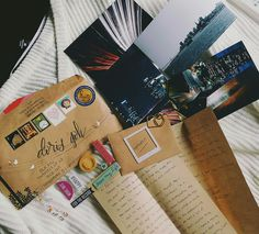 Pen Pal Letters, Love Letters, Letter Writing, Letter Art, Mail Art Envelopes, Snail Mail Pen Pals, Handwritten Letters, Happy Mail, Journalling