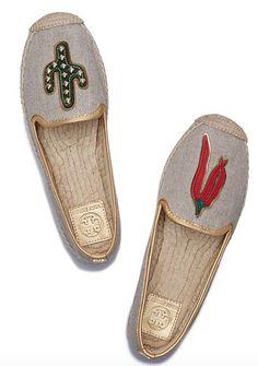 "The new ""it"" shoe. E"