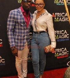Jim Iyke, Nadia Buari romance continues: wedding on the cards? | Ghanafame