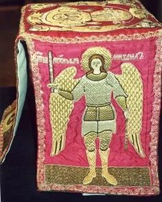 шитьё архангел михаил: 20 тыс изображений найдено в Яндекс.Картинках