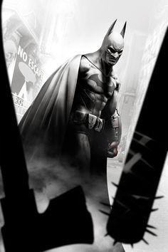 Batman Promotional Artwork