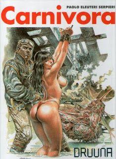 The Art of Paolo Eleuteri Serpieri : Photo Comics Story, Bd Comics, Manga Comics, Magazine Images, Magazine Art, Heavy Metal, Playboy, Serpieri, Science Fiction Series
