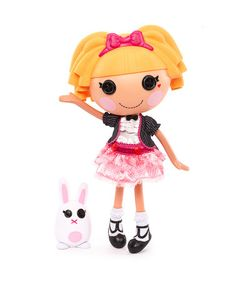 Look at this #zulilyfind! Lalaloopsy Misty Mysterious Doll by Lalaloopsy #zulilyfinds