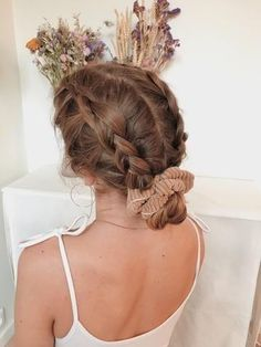 hairstyles for long hair videos Hairstyles Tutorials Together frisuren für lange haare videos Box Braids Hairstyles, Party Hairstyles, Scrunchy Hairstyles, Heatless Hairstyles, Wedding Hairstyles, Hairstyles 2016, Updo Hairstyle, Hairstyles Tumblr, Hairstyle Ideas