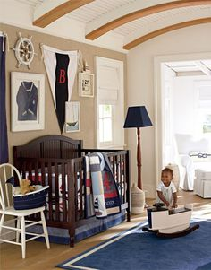 boy nautical nursery | nautical nursery why settle for random flags when you can get nautical ...