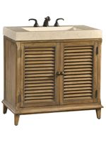 Hampton Road Sink Chest - rustic - Bathroom Vanities And Sink Consoles - Ambella Home Vintage Bathroom Vanities, Wood Bathroom, Bathroom Ideas, Wooden Toilet Seats, Cottage Style Homes, Vanity Sink, Home Collections, The Hamptons, Solid Wood