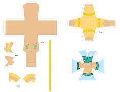 Paper Crafts: Cleo de Nile by KPenDragon.deviantart.com on @deviantART