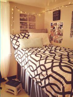 My room.. #college #dorm