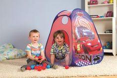 RZOnlinehandel - Zelt Pop-up Cars mit Bällen 72536 Pop Up, Toddler Bed, Furniture, Home Decor, Outdoor Camping, Child Bed, Decoration Home, Room Decor, Popup
