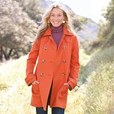 peacoat orange fall color 2013 trendy hot awesome must have