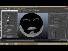 XGen (Autodesk Maya) - Part 02 - Generator Attributes - YouTube