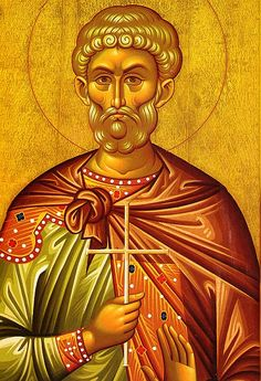 Martyr Menas of Egypt - Orthodox Church in America The Centurions, Military Officer, Patron Saints, Orthodox Icons, Persecution, Egyptian, Christianity, Prayers, Blessed
