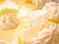 Lemon mousse (Ina Garten)