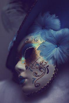Venetian Mask by insolitus85.deviantart.com with Pin-It-Button on @deviantART