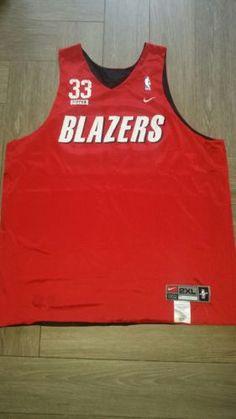 2000-03 Scottie Pippen Portland Trail Blazers Game Used Practice Nike jersey  Scottie Pippen b0df18550