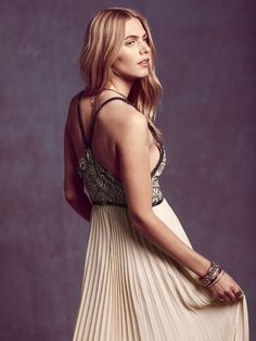 Free People Belle of the Ball Maxi, £400.00