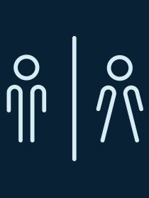 Find Toilet Signs stock images in HD and millions of other royalty-free stock photos, illustrations and vectors in the Shutterstock collection. Toilet Signage, Bathroom Signage, Wayfinding Signage, Signage Design, Directional Signage, Office Signage, Icon Design, Web Design, Logo Design