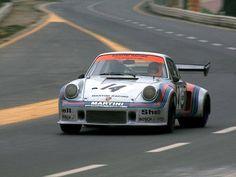 .Gijs van Lennep Martini Porsche Le Mans