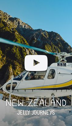 Helicopters and glacier hikes in Franz Josef, plus epic road trips through Arthur's Pass in part for our New Zealand Campervan Road Trip New Zealand Campervan, Travel Videos, South Island, Helicopters, Travel Advice, Road Trips, Travel Destinations, Thailand, Around The Worlds