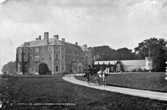 Rostillon Castle, Aghada, Co. Cork | Life can be funny! Yest… | Flickr Today Images, Victorian Life, French Collection, Still Standing, Cork, Castle, Street View, Building, Funny