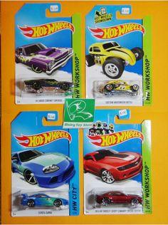 B 114 - Paket HotWheels Dodge, Custom VW, Toyota Supra, Camaro