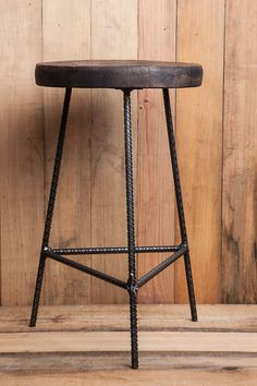 Rebar Stools by GrizzlySupplies on Etsy