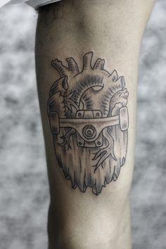 Vinicius Wang Tattoos : Foto
