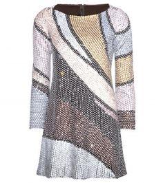 Paillettenkleid von Marc Jacobs auf shopstyle.de