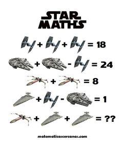 Star Maths... Star Wars Day