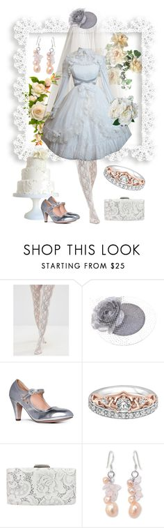 """""""Her Special Day"""" by lonlapi ❤ liked on Polyvore featuring Ultimate, Jonathan Aston, Philip Treacy, J. Adams, Disney, Sondra Roberts and NOVICA"""