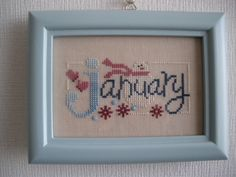 Lizzie ☆ Kate; A Bit of January