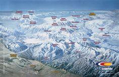 2012 Colorado Ski Resorts