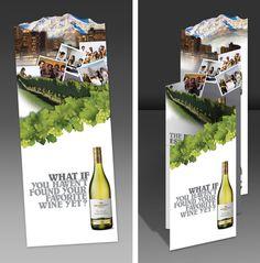 Brancott Wines Brochure by Charles Borgerding III, via Behance