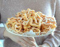Słodkie cudaki czyli chrust lany