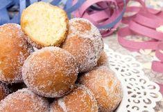 Castagnole (Fritte o al Forno)