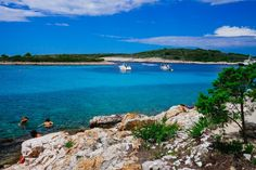 Two Days in Hvar, Croatia - The Department of Wandering Hvar Croatia, Landscape Wallpaper, Beach Trip, Beautiful Beaches, Places Ive Been, Wander, Islands, Posts, Vacation